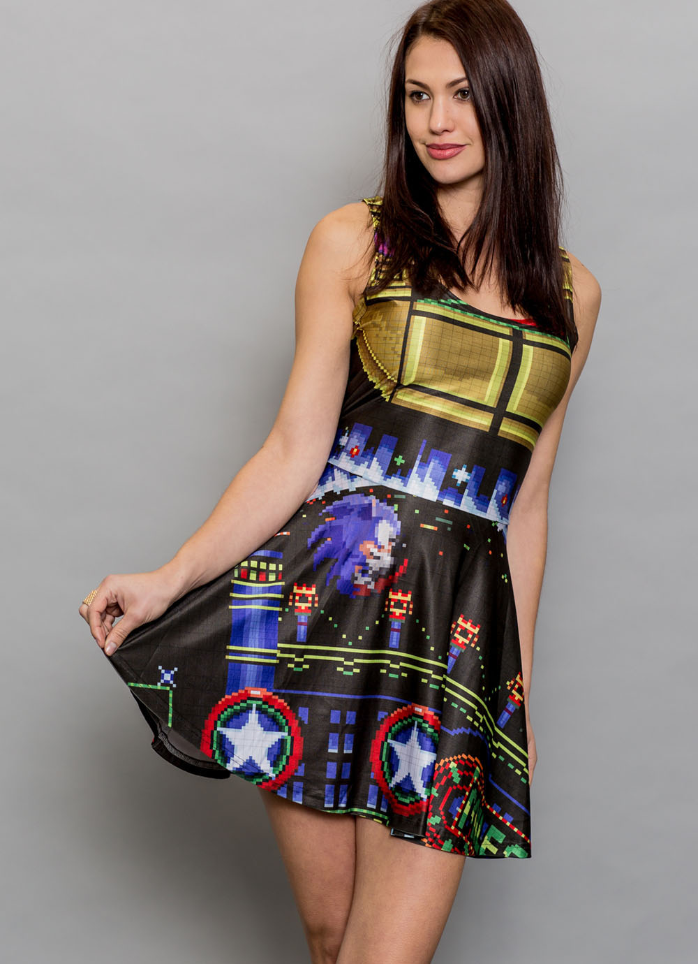 Sonic Dress Up