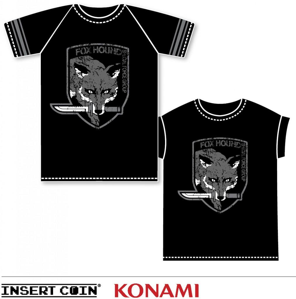 Fox Hound tee 2