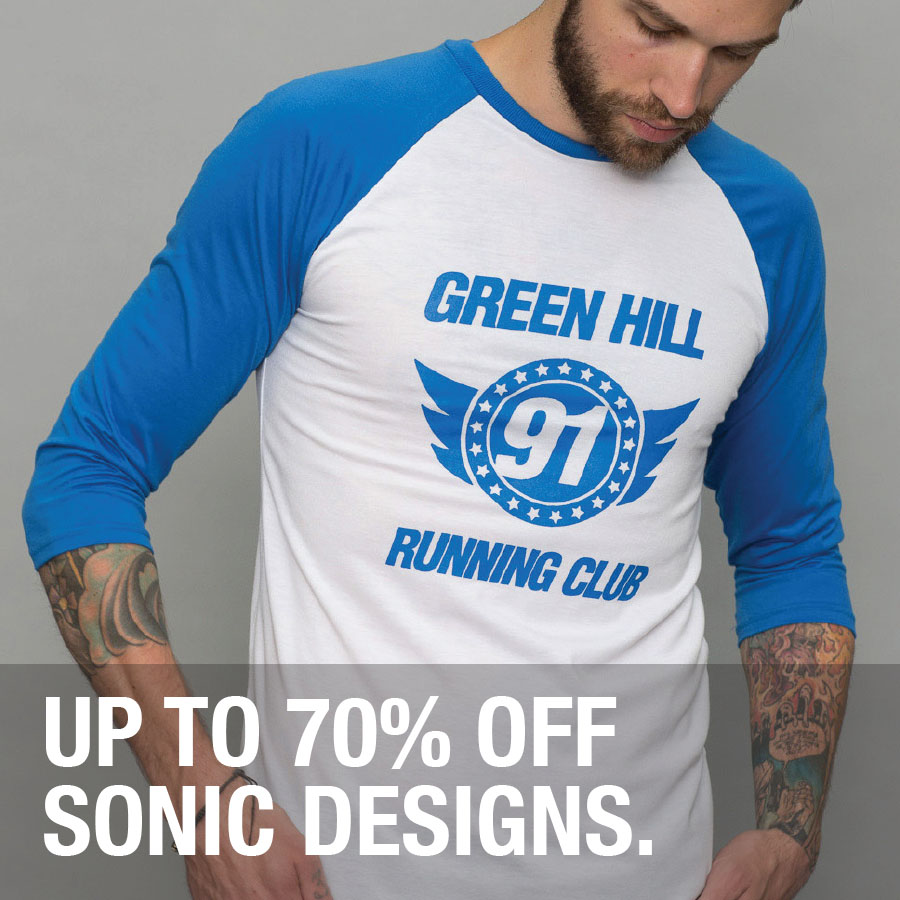 Birthday Lightning Deal Number Four Save Up To 70 On Classic Sonic The Hedgehog Designs This Weekend Only Insert Coin Clothing The World S Favourite Videogame T Shirts Hoodies Blog