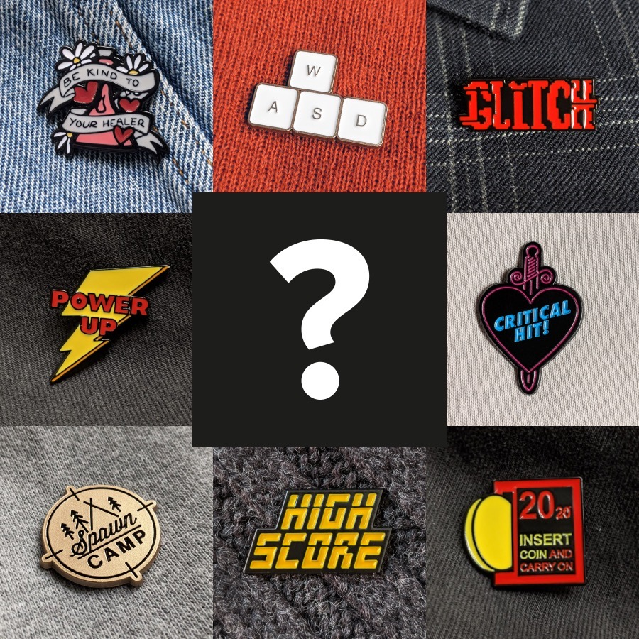 GET CREATIVE AND ENTER OUR 20 PIN DESIGN COMPETITION…   Insert ...