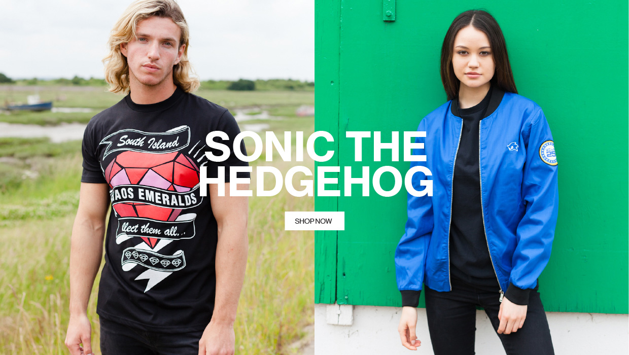 Sonic the Hedgehog - shop now