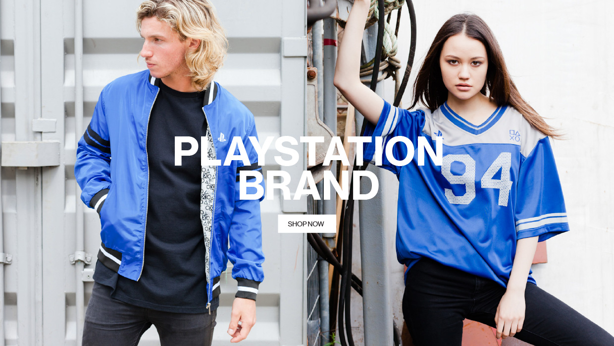 PlayStation brand - shop now