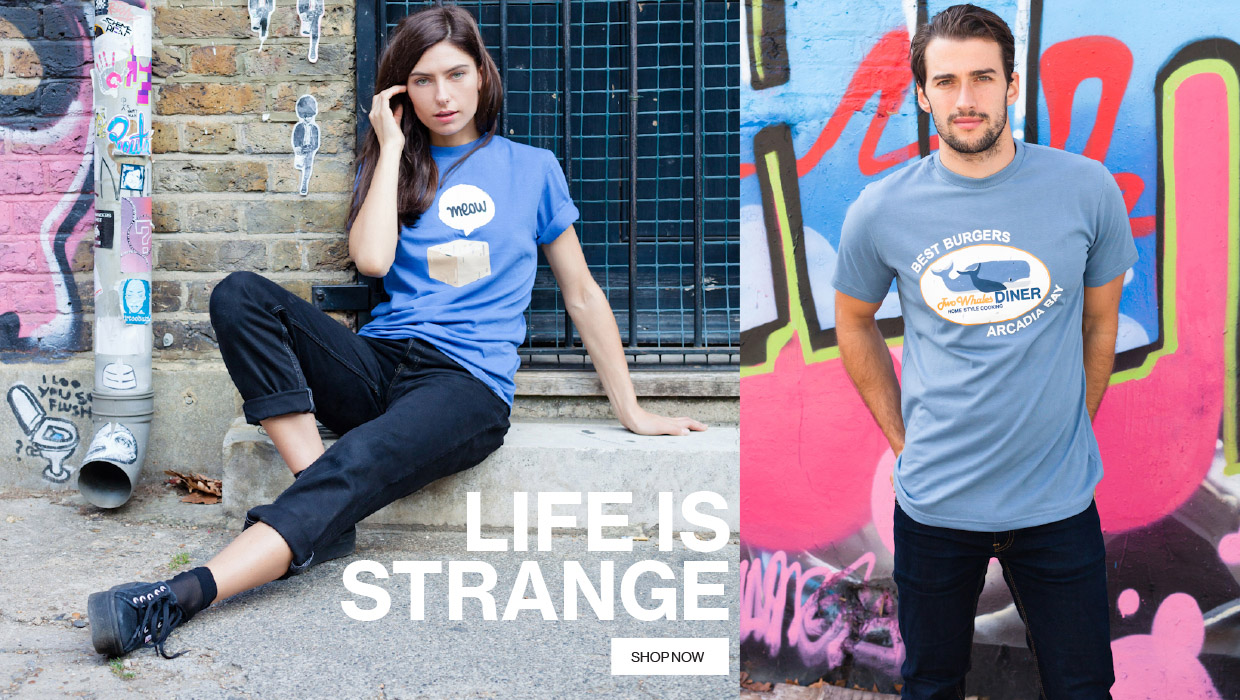 Life Is Strange - Shop Now