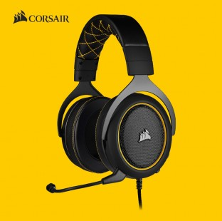 GET YOUR GEEK ON TO WIN A CORSAIR HEADSET