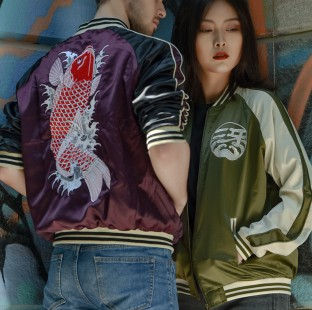 THAT'S RAD - NEW YAKUZA JACKETS NOW LIVE…