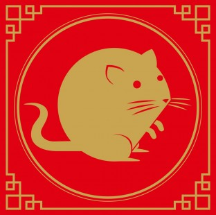 新年快乐 - Welcome To The Year Of The Rat...