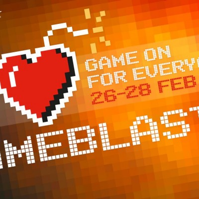 Sign Up To GameBlast & Make A Difference!