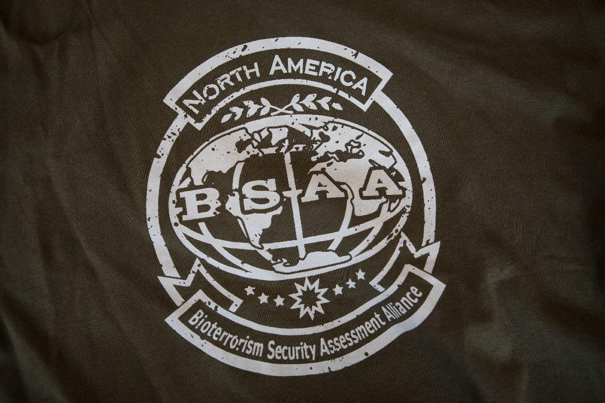 Resident Evil Bsaa Logo Bsaa