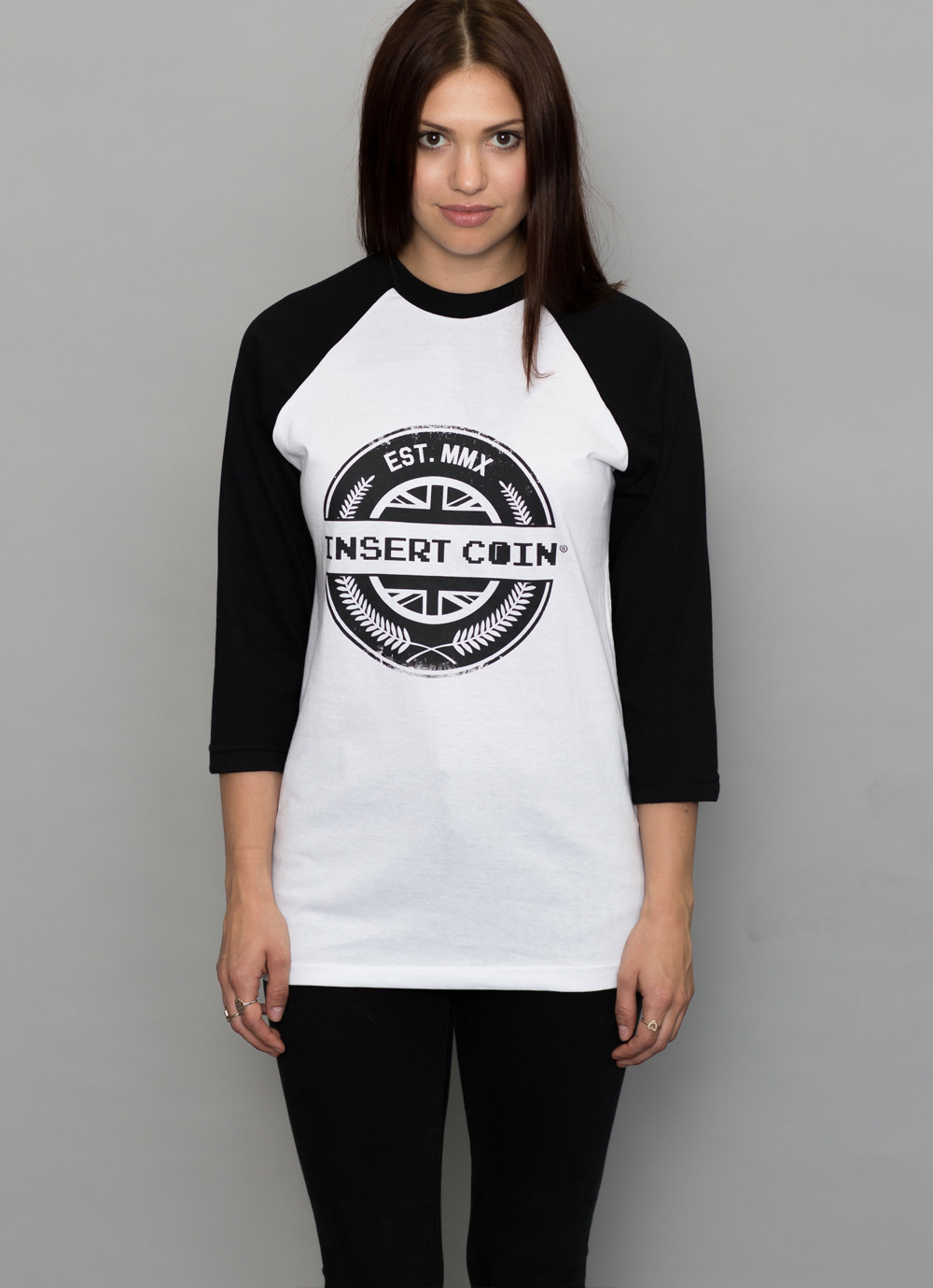 Insert Coin Clothing. 75, likes · talking about this. Stylish, official and limited edition apparel for gamers - inspired by the world of.