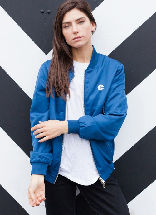 Kanto Trainer Jacket