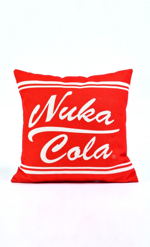Nuka Cola Cushion