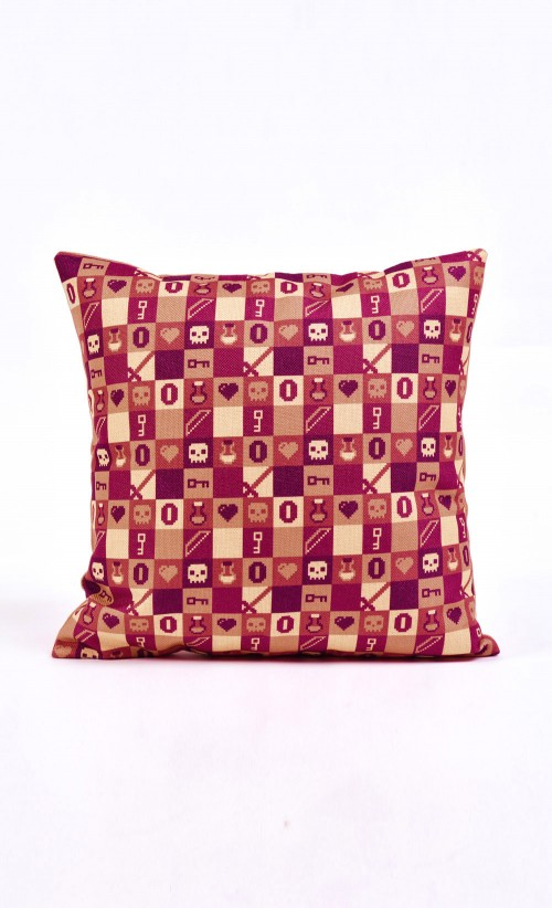 Dungeon Crawler Cushion