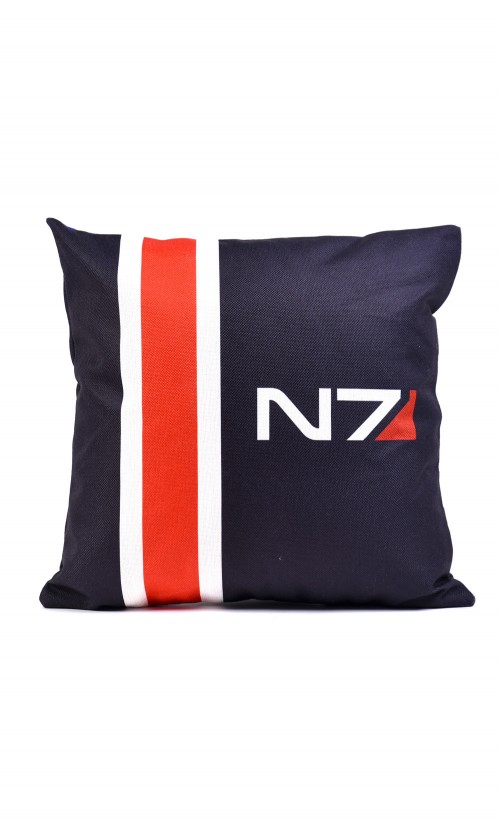 N7 / Normandy Cushion