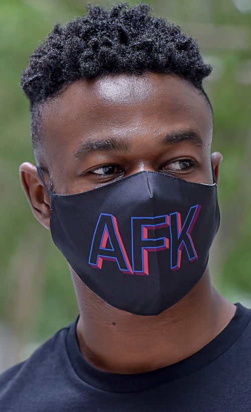 AFK Face Mask