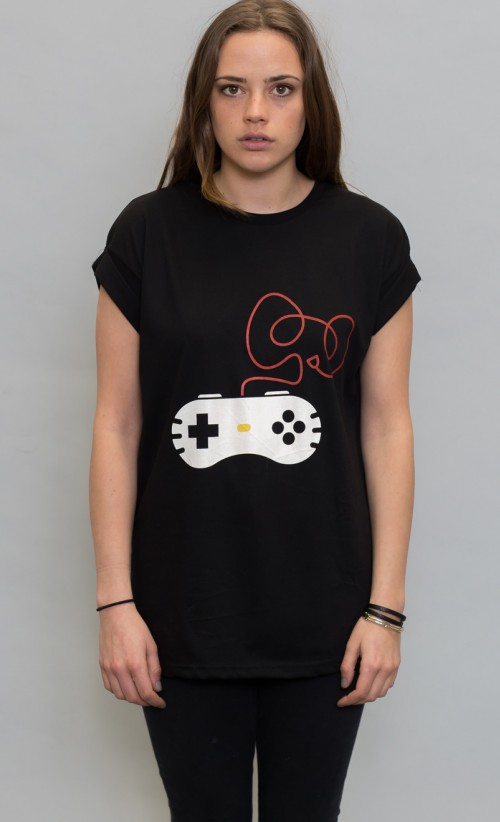 Controller Kitty (girly fit)
