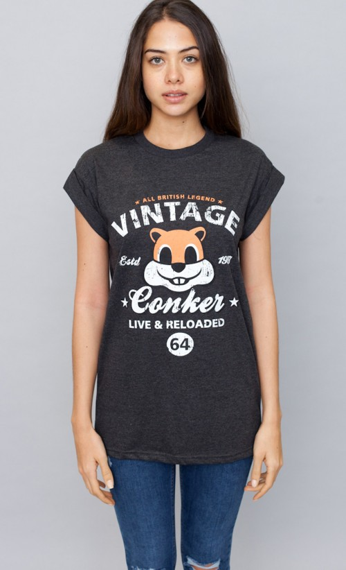 Conker Club (girly fit)