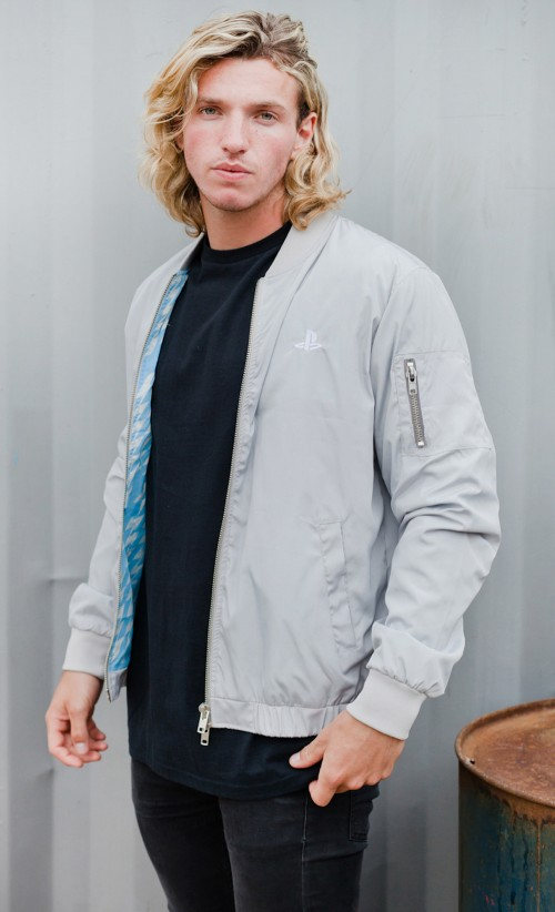 PS One bomber jacket