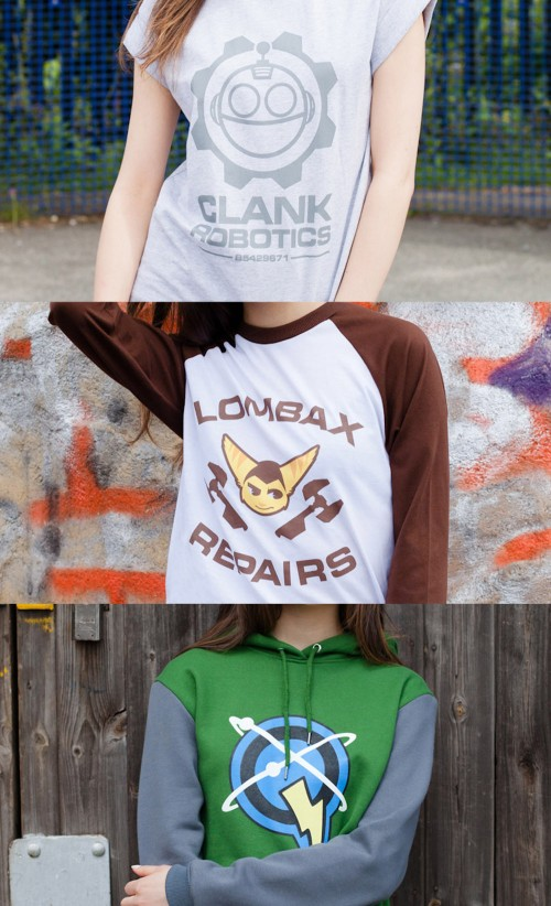 Ratchet & Clank Girly Bundle