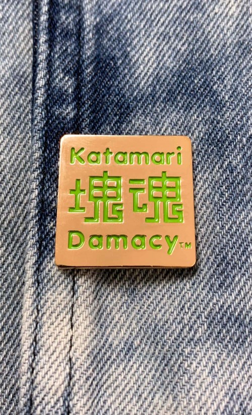 Damacy Enamel Pin