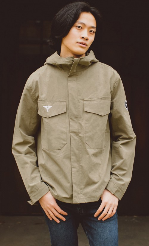 Fireflies Utility Jacket
