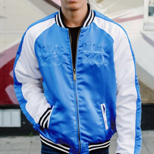 PS Blue Jacket
