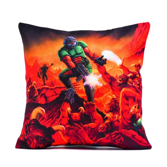 Hell Cushion