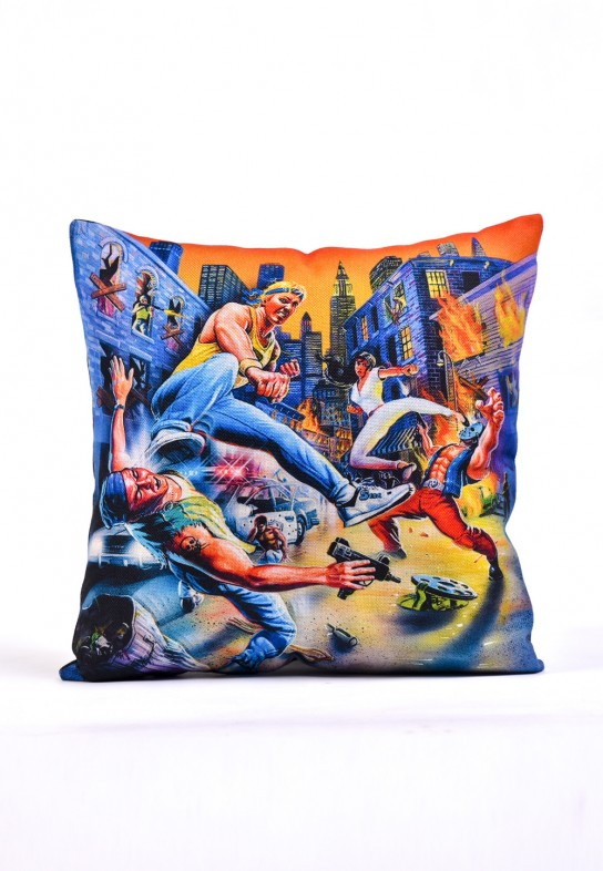 Streets Of Rage Cushion