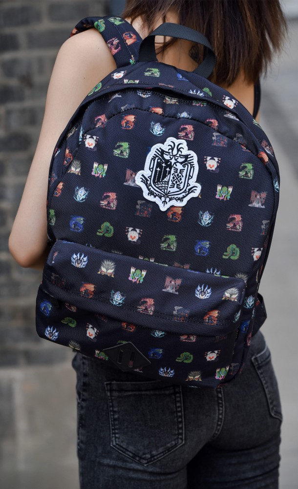 MH Pattern Backpack
