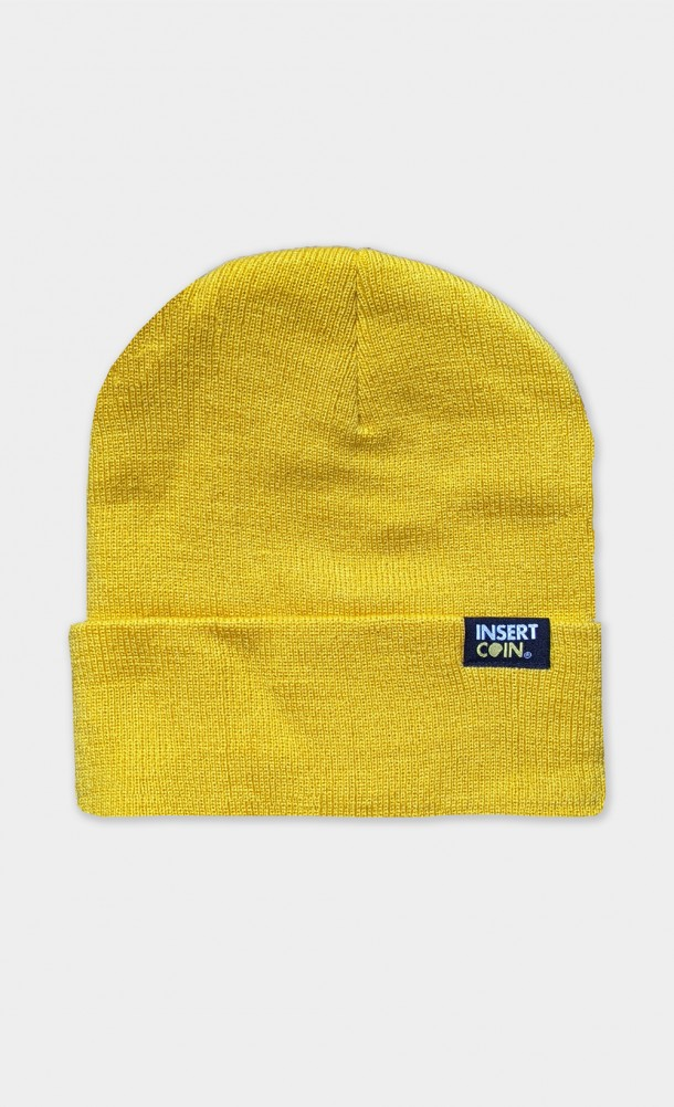 IC Beanie (Yellow)