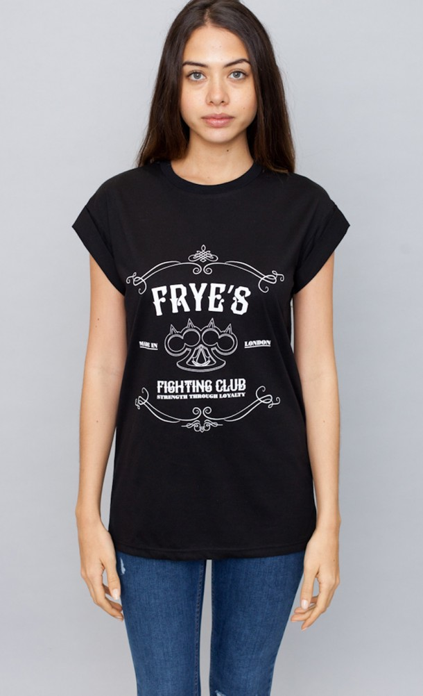 Frye's Fighting Club (girly fit)