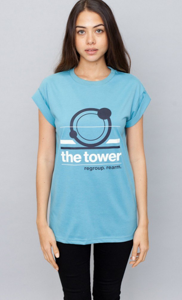 The Tower (girly fit)