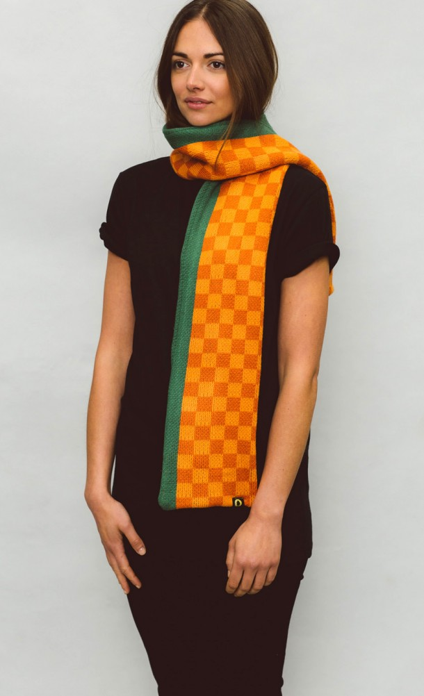 Green Hill Zone Scarf