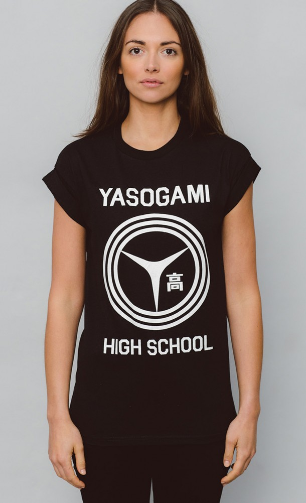 Yasogami High Tee (Girly Fit)