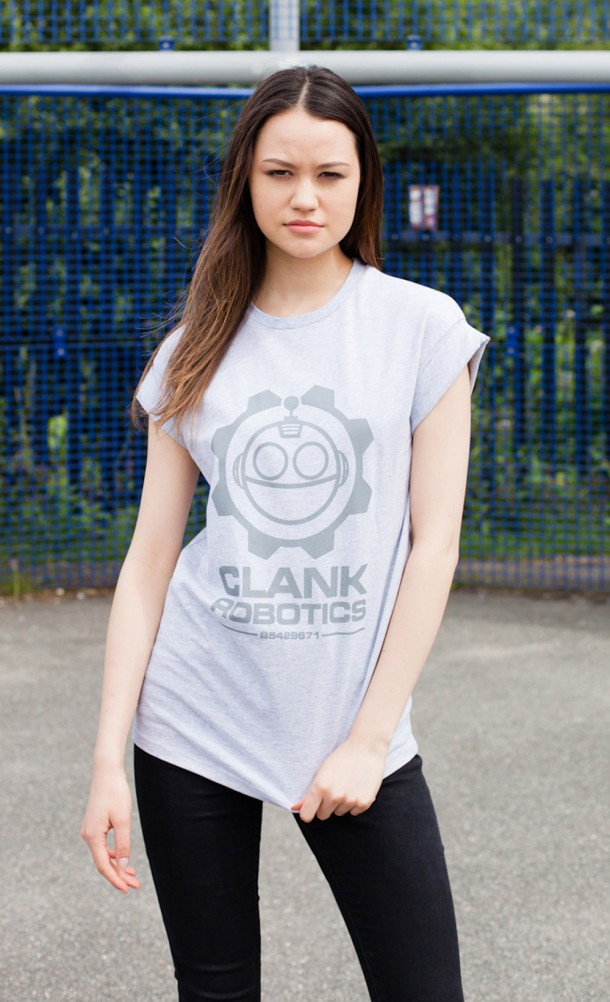 Clank (girly fit)