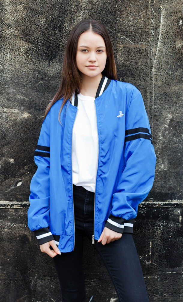 PS4 bomber jacket