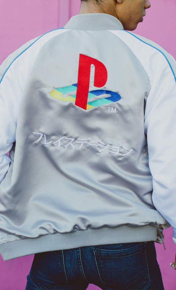 PlayStation Reversible Jacket