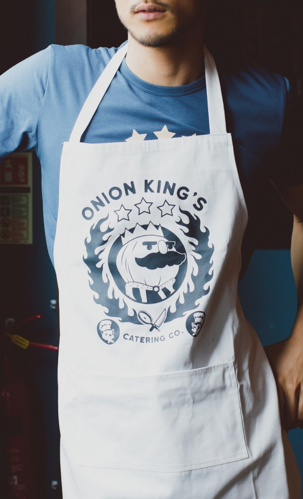 The Onion King's Apron