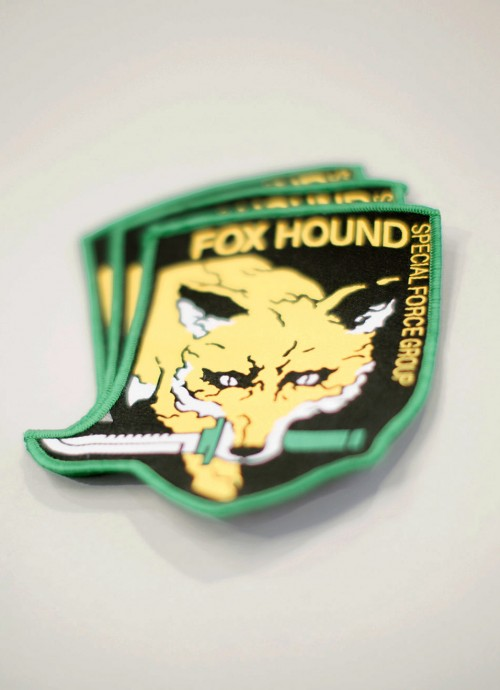 FoxHound patches